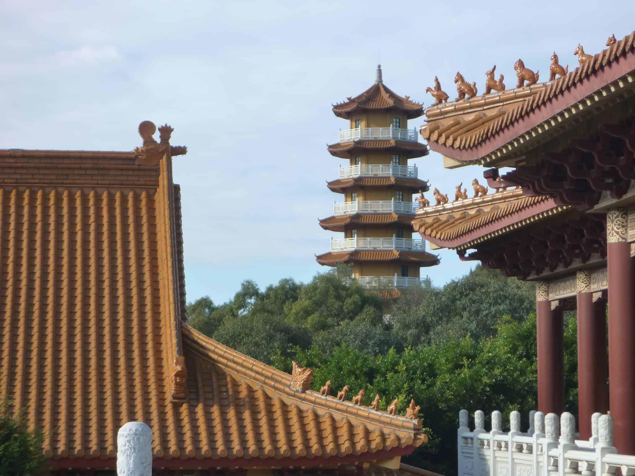 Hooka Point Wetlands & Nan Tien Temple