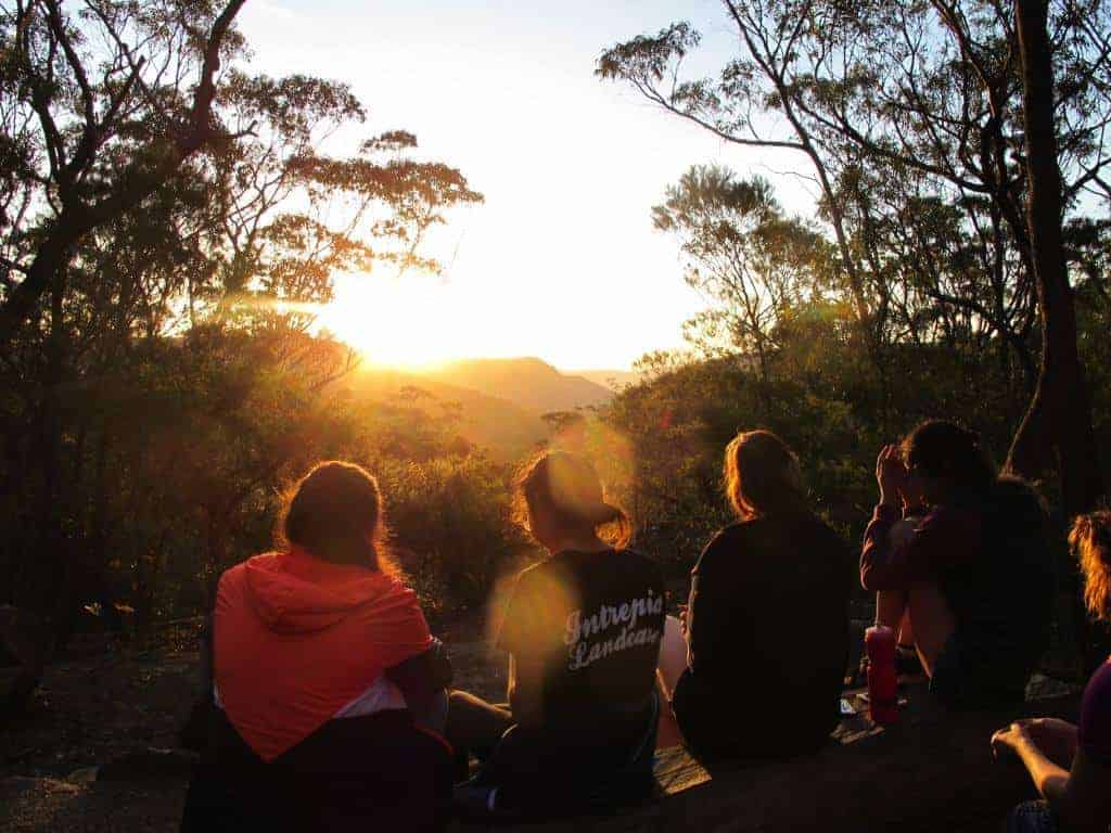 NSW | Intrepid Landcare Leadership Retreat North Sydney | March 2018